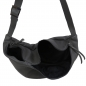 Preview: Damen echt Leder unisex Brusttasche G2991