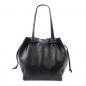 Preview: Damen Schultertasche Shopper in Genarbte Rindleder SHG2520