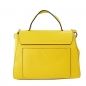 Mobile Preview: Ital. Damen Handtasche in Genarbte Rindleder SHG2619