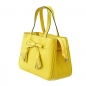 Mobile Preview: Ital. Damen Handtasche in Genarbte Rindleder SH2219