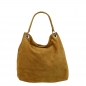 Mobile Preview: DAMEN SCHULTERTASCHE AUS WILDLEDER SHWL164