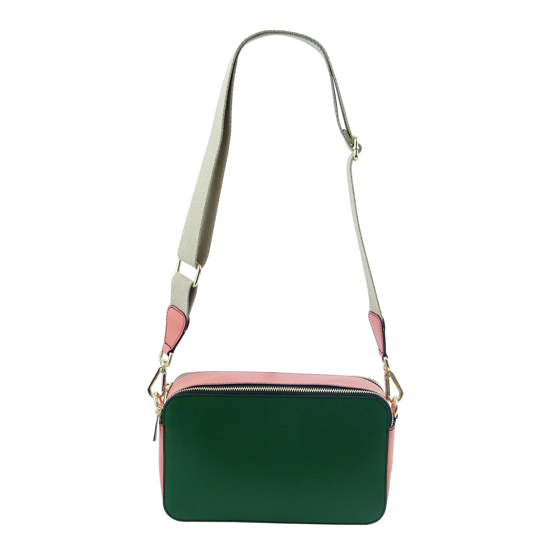 Taschen Großhandel Italienische Damen Umhängetasche aus